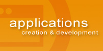 Applications: creation & development